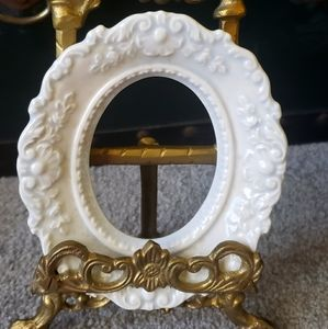 Vintage/shabby chic picture frame